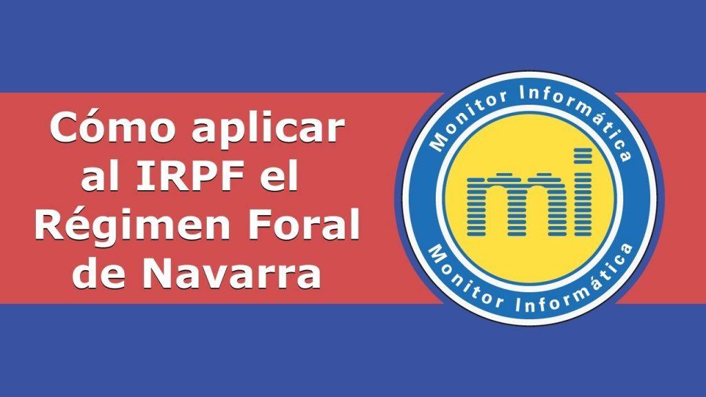 irpf navarra online