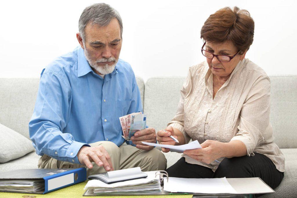 cuanto irpf paga un pensionista