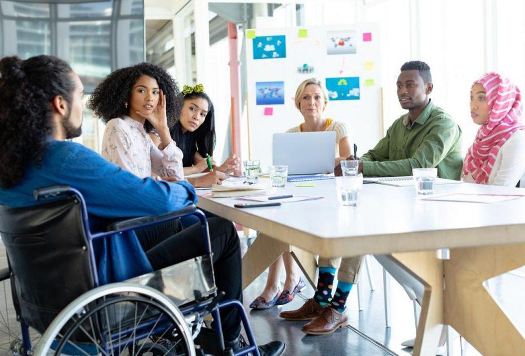 deduccion irpf trabajador activo discapacitado