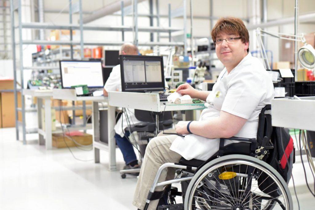 trabajador en activo discapacitado irpf